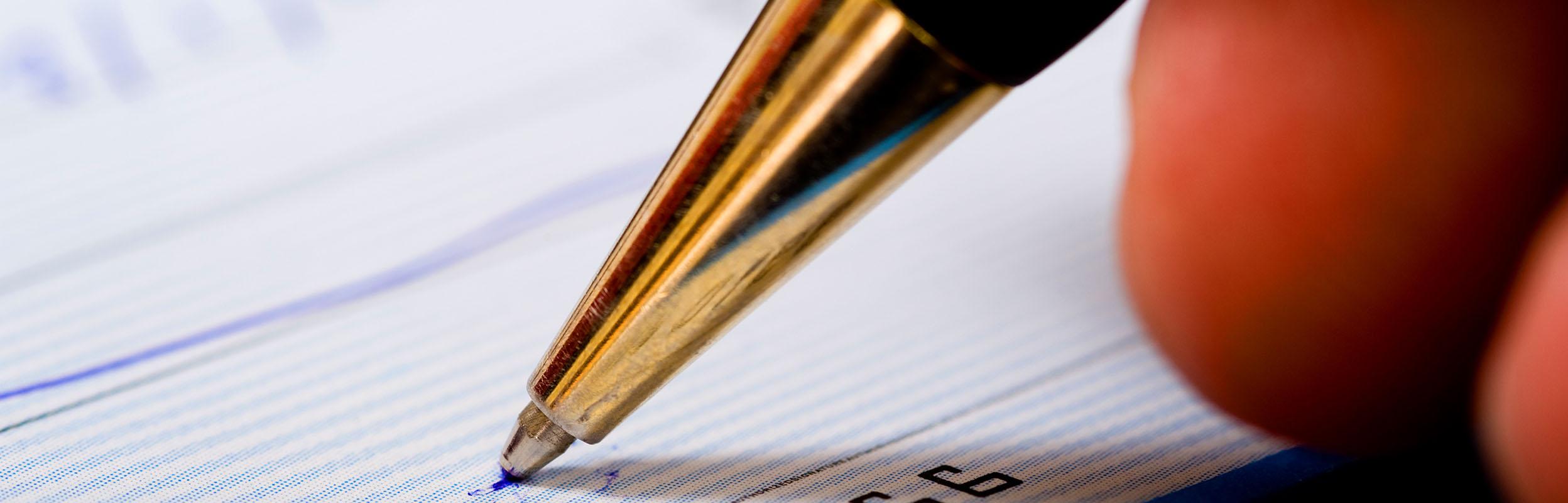 Le Cheque Les Conseils Pour Bien L Utiliser Article Cic