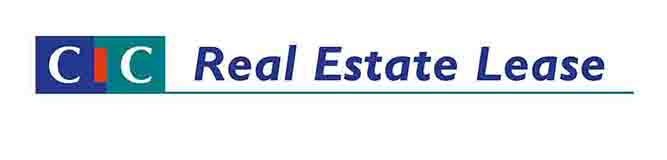 CIC Real Estate Lease
