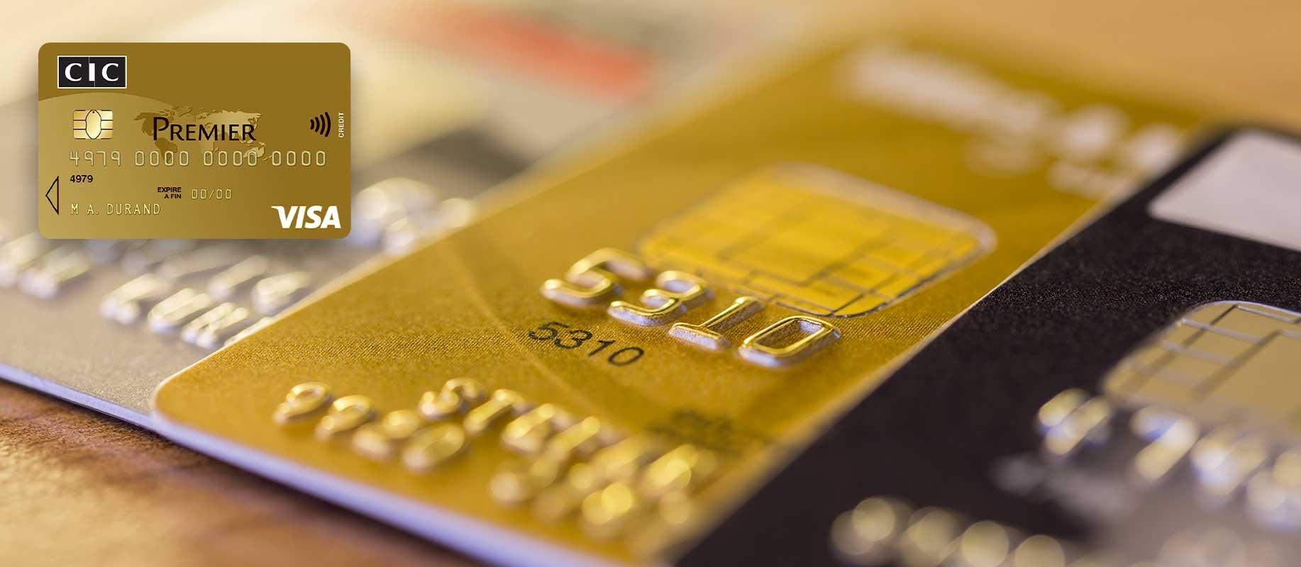 assurance voyage carte visa premier Carte Visa Premier | CIC