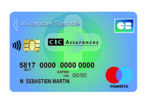 CARTE TIERS PAYANT PACIFICA