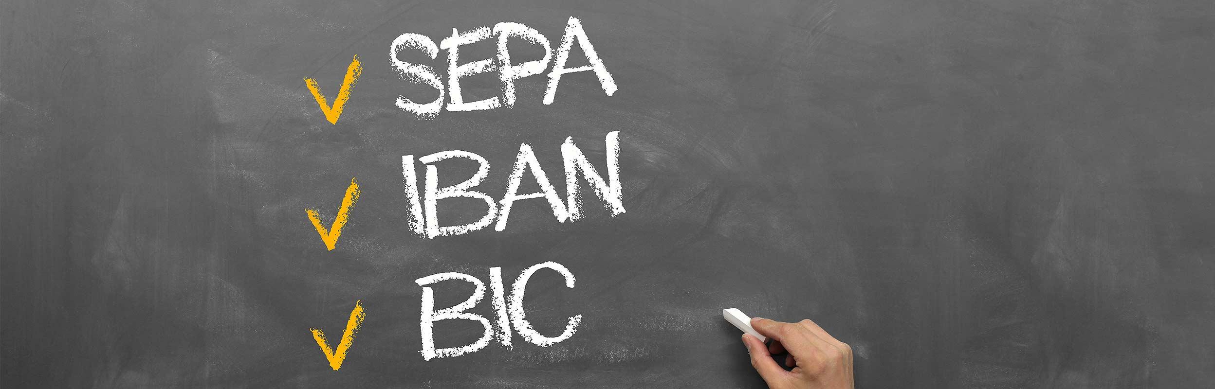 Virements L Identification Iban Et Bic Dossier Cic Entreprises