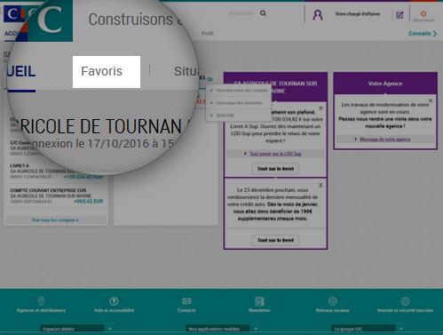 Presentation Du Nouveau Site Cic Entreprises